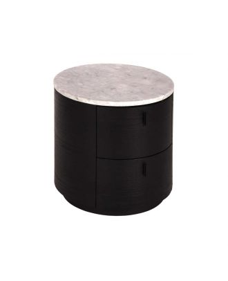 NIGHT STAND - MARBLE TOP
