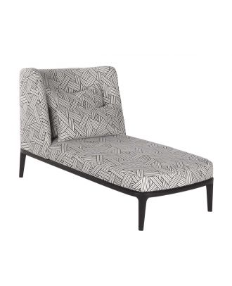 CHAISE FABRIC PRINTED