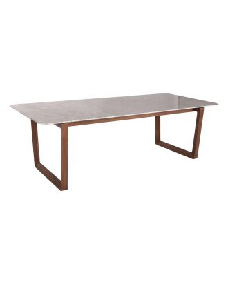 DINING TABLE - MARBLE TOP
