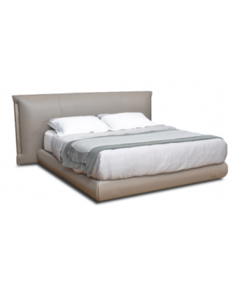BED HALF LEATHER
