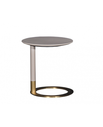 END TABLE - OFF WHITE