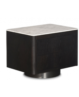 NIGHT STAND MARBLE TOP