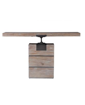 ANVIL CONSOLE WOOD