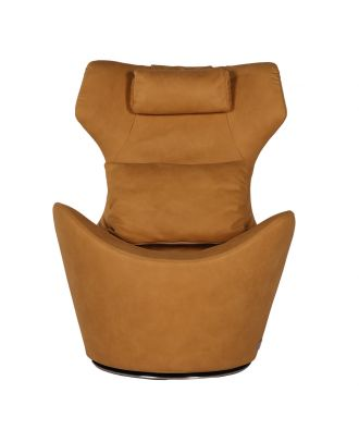 SWIVEL CHAIR LEATHER