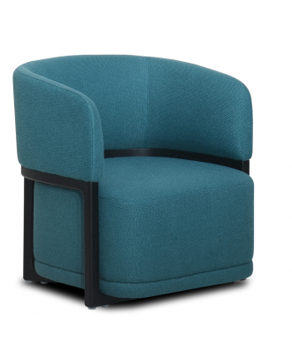 ACCENT CHAIR - TURQUOISE