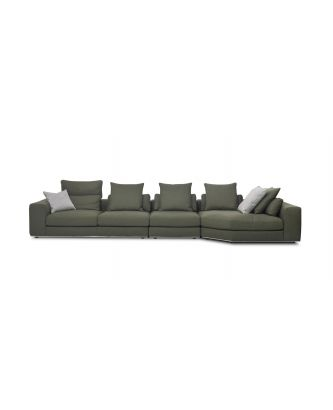 BEATO SECTIONAL GREEN
