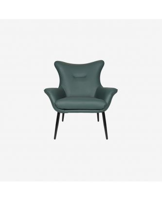 D.GREEN CHAIR (leather)